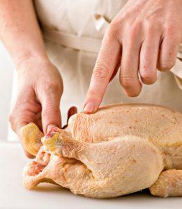 Pollo Spennato